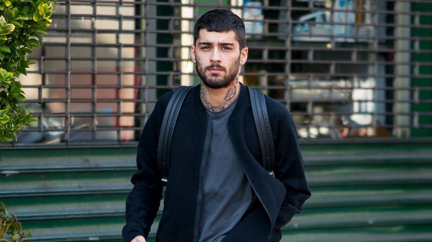 Zayn Malik in New York City