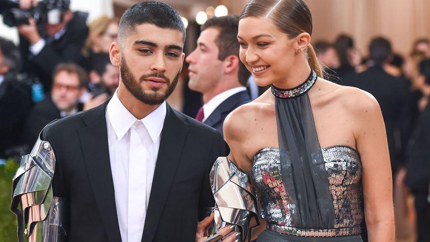 Böses Gerücht: Keine Trennung bei Zayn Malik & Gigi Hadid?