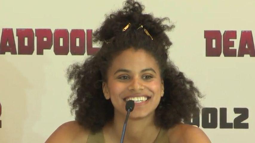 """Verblüffend: So gut spricht """"Deadpool 2""""-Star Zazie Deutsch!"""