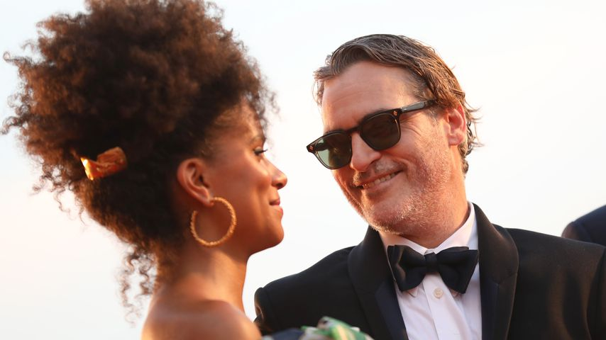 Zazie Beetz und Joaquin Phoenix bei den Filmfestspielen in Venedig 2019