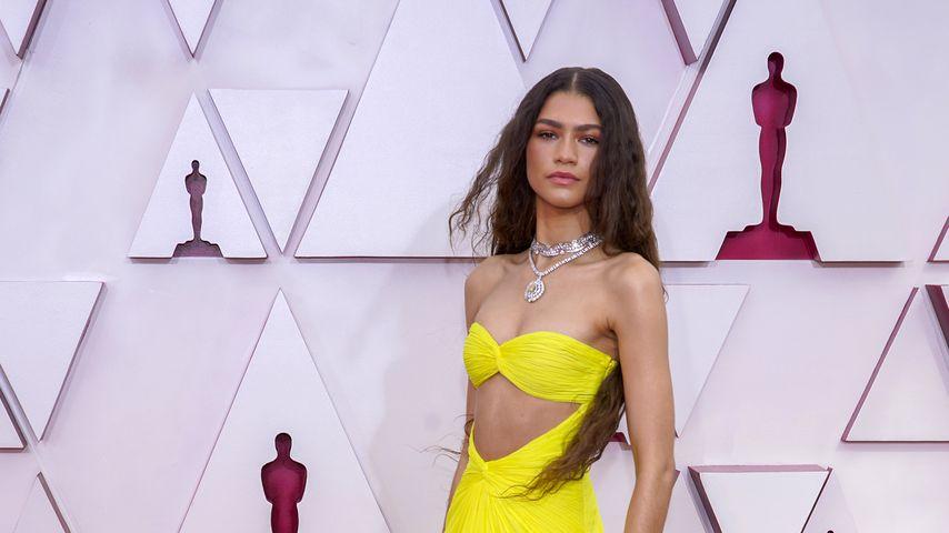 Zendaya bei den Oscars, 2021
