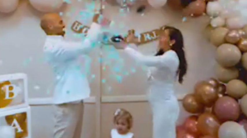 Fabian Nickel und Ziania Rubi verraten das Babygeschlecht