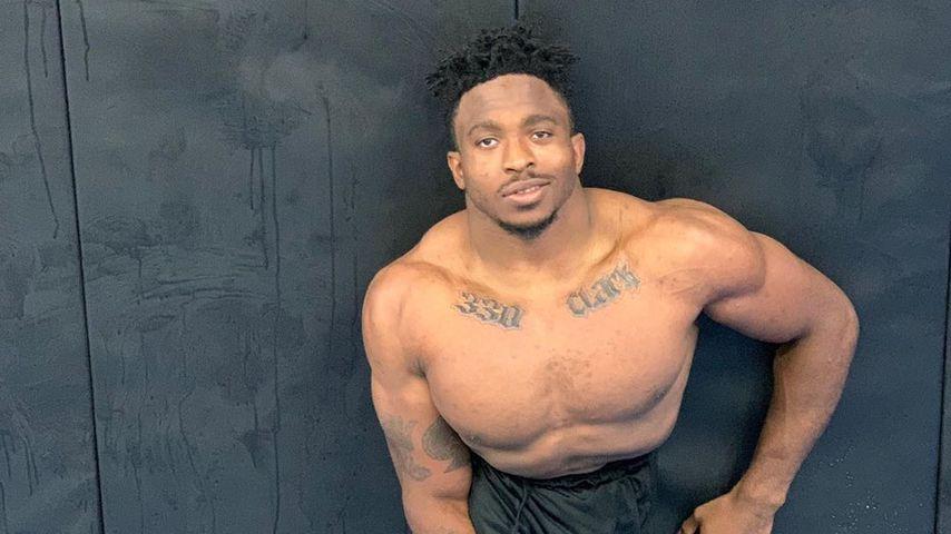 Zion Clark: Wrestler ohne Beine will Olympia-Held werden