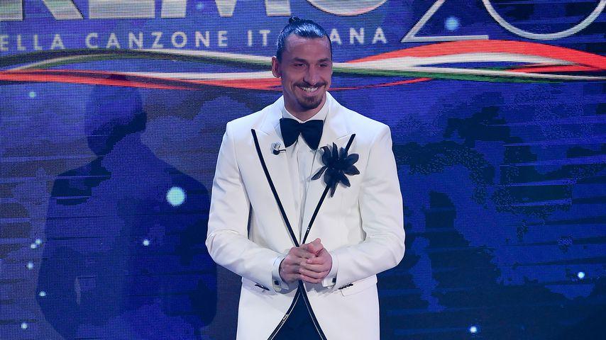 Zlatan Ibrahimović im März 2021