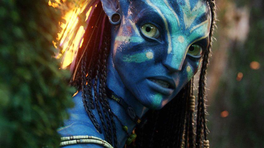 """Zoe Saldana in """"Avatar – Aufbruch nach Pandora"""""""