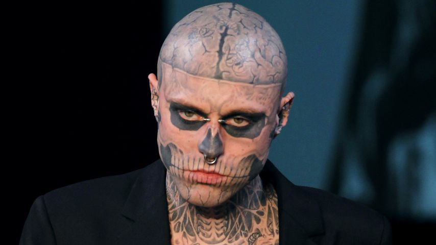 Zombie Boy in Paris
