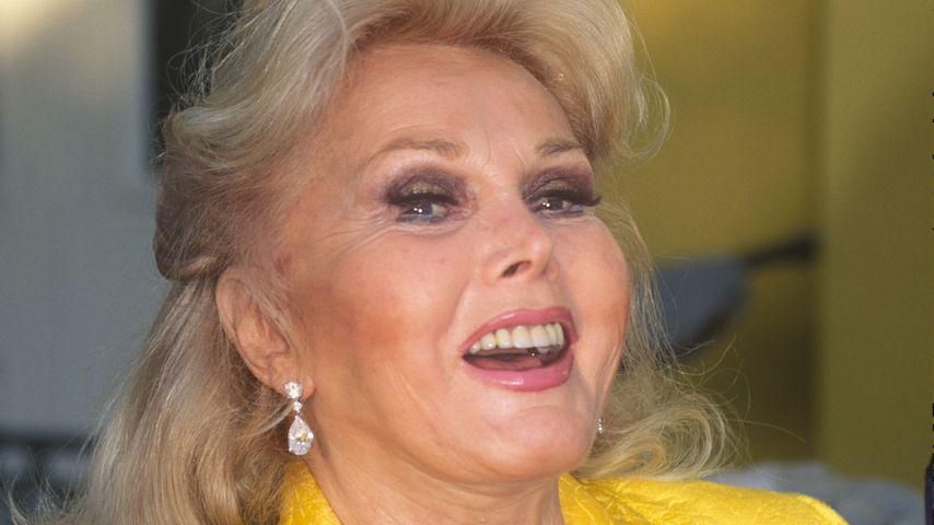 Zsa ZSa Gabor, Hollywood-Schauspielerin