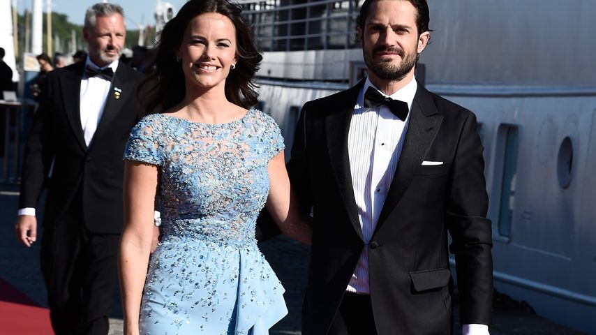 """""""Ja"""" gesagt! Prinz Carl Philip & Sofia sind verheiratet"""