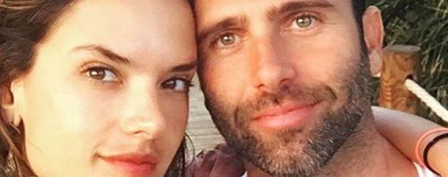Alessandra Ambrosio und ihr Verlobter Jamie Mazur