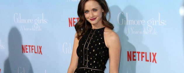 "Alexis Bledel bei der Premiere von ""Gilmore Girls: A Year in the Life"" in Los Angeles"