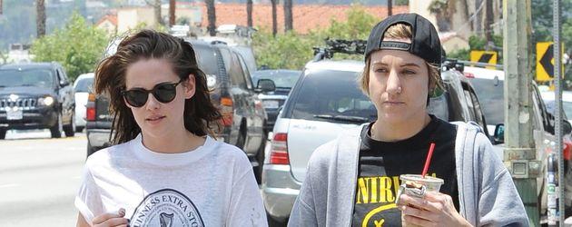 Kristen Stewart und Alicia Cargile