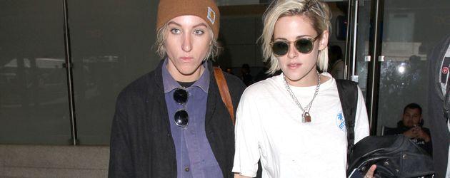 Alicia Cargile und Kristen Stewart in Los Angeles