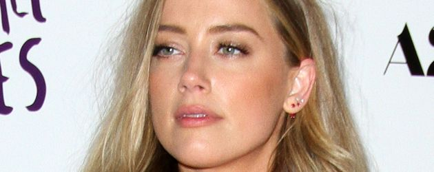 Amber Heard bei einer Filmpremiere in Hollywood