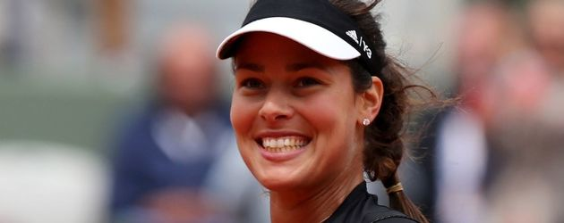 Ana Ivanovic bei den French Open 2015