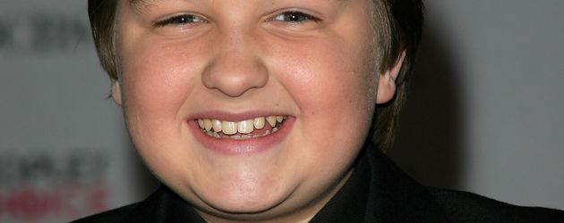 Angus T. Jones als Kind