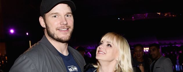 "Chris Pratt und Anna Faris bei der ""Maxim Party"" in Phoenix"