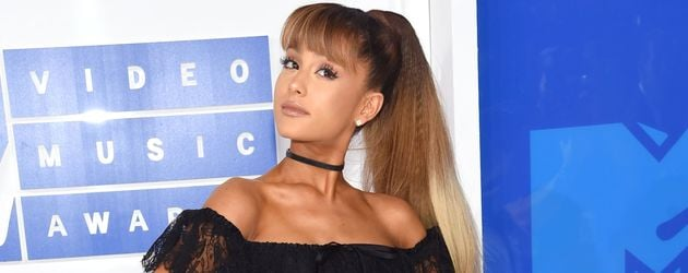 Ariana Grande bei den MTV Video Music Awards 2016 in New York City