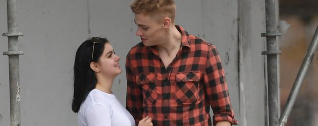 Ariel Winter und ihr Liebster in Los Angeles