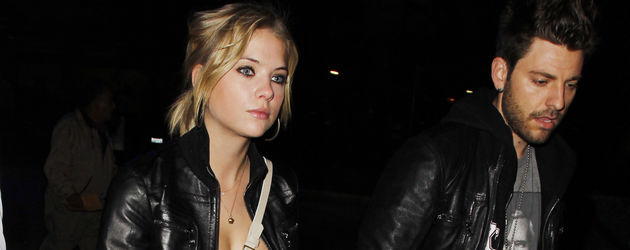 Ashley Benson und Ryan Good