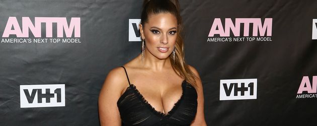 "Ashley Graham bei ""America's Next Top Model"""