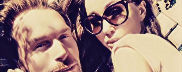 Bastian Yotta mit seiner Freundin Melanie