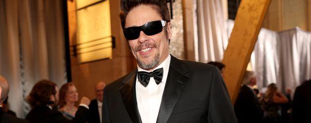 Oscar-Preisträger Benicio Del Toro