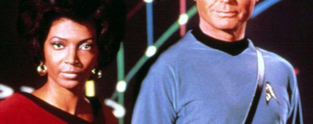 William Shatner, Nichelle Nichols und Leonard Nimoy