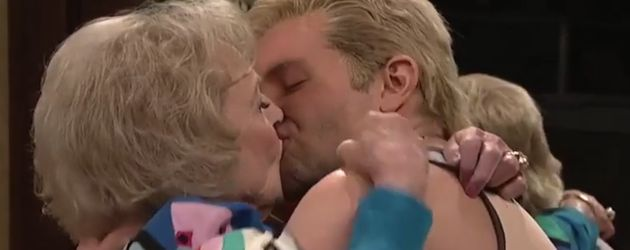 Bradley Cooper und Betty White