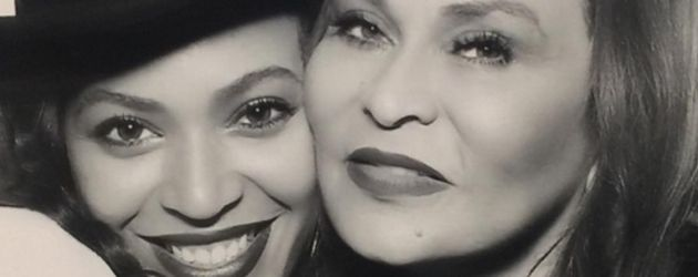 Beyonce und Tina Knowles