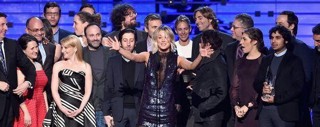 "Cast von ""The Big Bang Theory"""