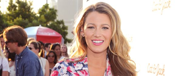 "Blake Lively beim ""Target Cat & Jack Launch"" in New York"