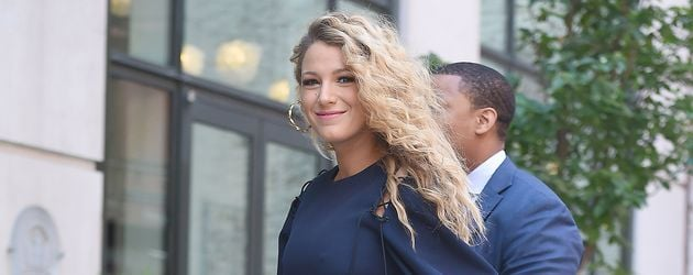 Blake Lively unterwegs in New York City