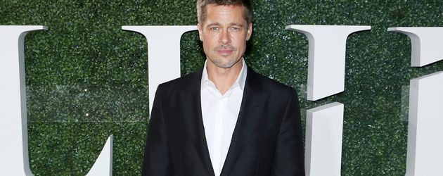 """Brad Pitt auf dem Roten Teppich bei der """"Allied""""-Premiere"""