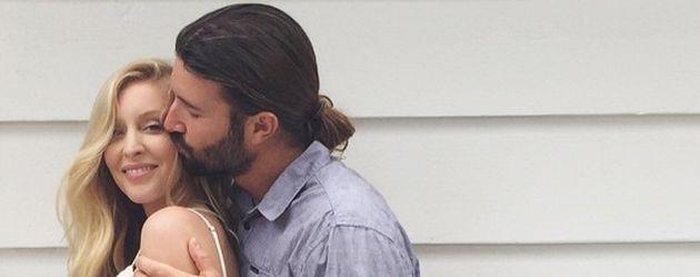 Leah Jenner und Brandon Jenner