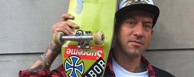 Brian Anderson, Profi-Skateboarder