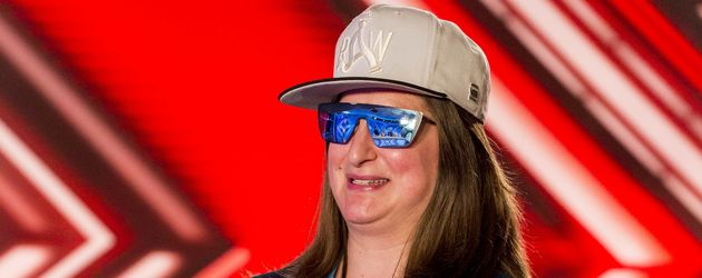 Britische X-Factor-Kandidatin Honey G
