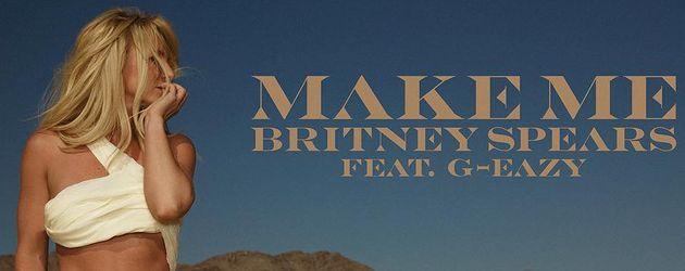 Britney Spears auf ihrem neuen CD-Cover