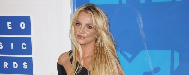Britney Spears bei den VMAs 2016 in New York