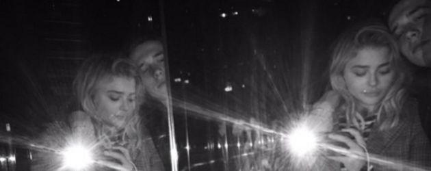 Brooklyn Beckham und Chloë Moretz