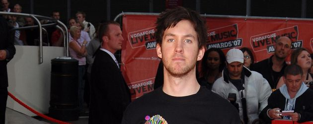 Calvin Harris bei einem Vodafone-Event in London, September 2007