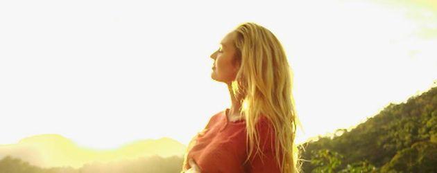 Candice Swanepoel mit Babybauch