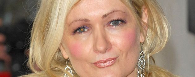 "Caroline Aherne, ""The Royle Family""-Darstellerin"