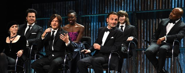 "Cast von ""The Walking Dead"""