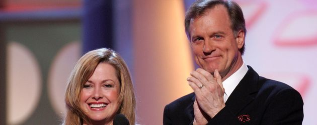 Catherine Hicks und Stephen Collins