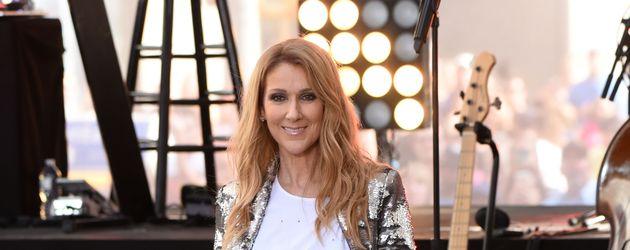 """Celine Dion in der """"Today Show"""""""