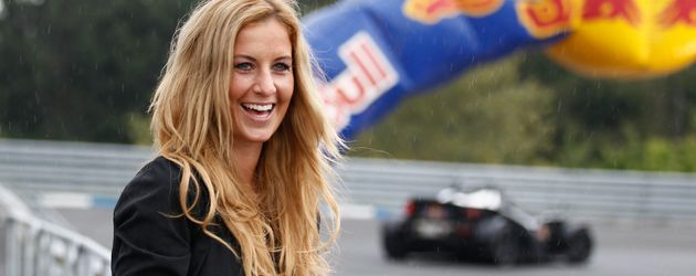 "Charlotte Würdig bei ""Red Bull On Track"""