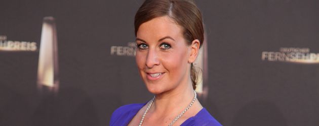 Charlotte Würdig beim German TV Award 2011
