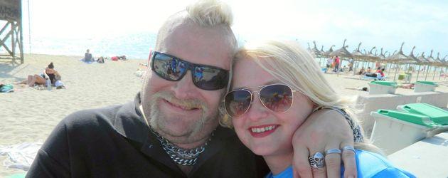 Christian Esser und seine Frau Nicole