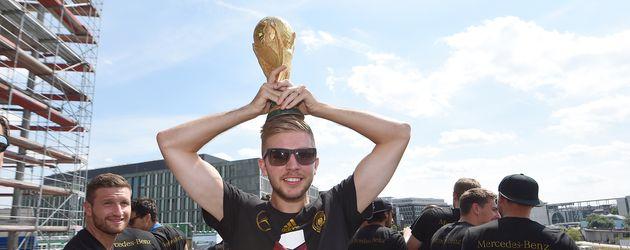 Christoph Kramer, Fußball-Weltmeister 2014