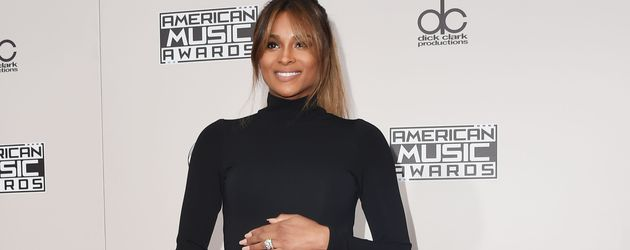Ciara bei den American Music Awards in Los Angeles